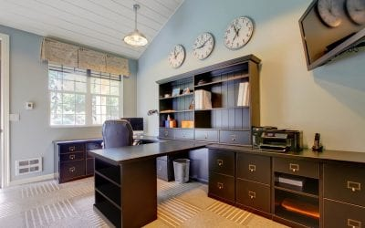 5 Tips for Home Office Organization